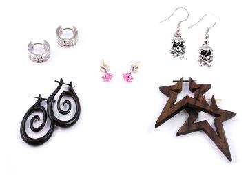 Ohrringe günstig  Ohrringe Shop | Hier Ohrschmuck günstig online kaufen