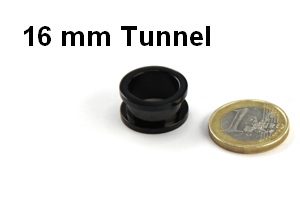 16mm tunnel