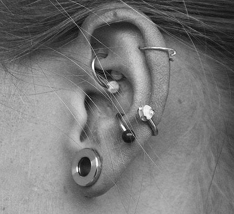 piercing ohr