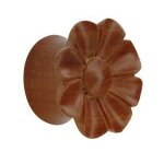 Form Plug - Holz - Wildblume 22 mm