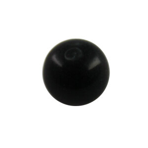 piercing kugel kunststoff schwarz. Black Bedroom Furniture Sets. Home Design Ideas