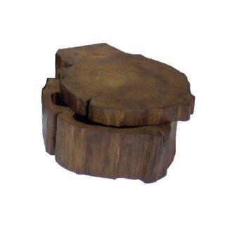 aufbewahrungsbox teakholz. Black Bedroom Furniture Sets. Home Design Ideas