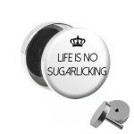 Motiv Fake Plug - Life is no sugarlicking