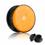 Picture Plug - Gewinde - Orange