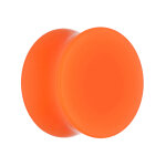 Classic Plug - Orange 8 mm