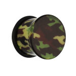 Classic Plug - Camouflage 12 mm