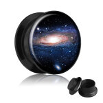 Picture Plug - Gewinde - Galaxie 6 mm