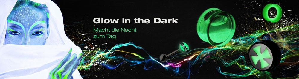 Glow in the Dark Tunnel